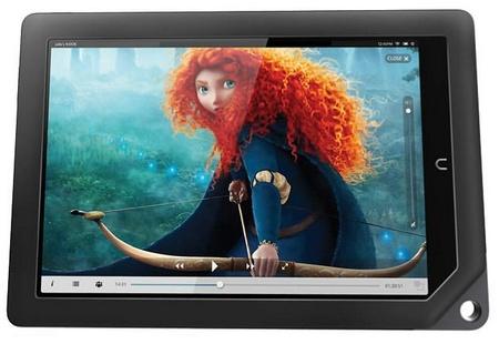 Barnes & Noble NOOK HD+ Lightest 9-inch Full HD Tablet landscape
