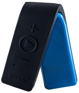 BlueAnt Ribbon Bluetooth Music Streamer is also a Bluetooth Headset 2