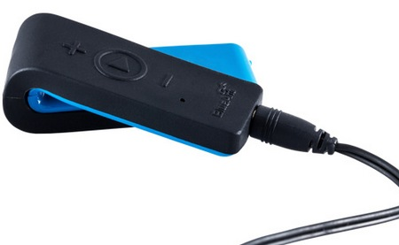 BlueAnt Ribbon Bluetooth Music Streamer is also a Bluetooth Headset