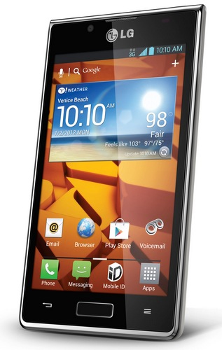 Boost Mobile LG Venice Slim Android Smartphone