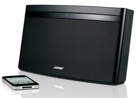 Bose SoundLink Air Wireless Music System with iphone