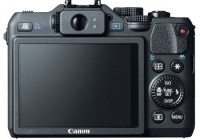Canon PowerShot G15 Camera gets f1.8-2.8 Lens back