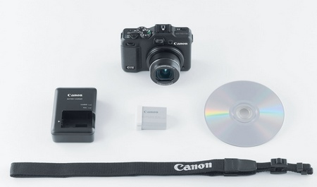 Canon PowerShot G15 Camera gets f1.8-2.8 Lens items