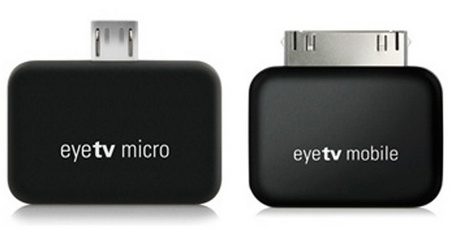 Elgato EyeTV Mobile for iPad iPhone and EyeTV Micro for Android