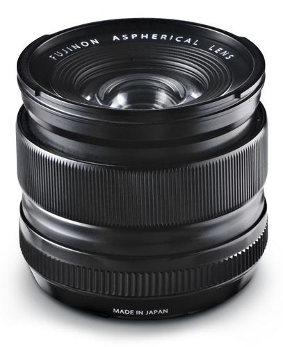 FujiFilm FUJINON XF14mm (21mm) F2.8 lens