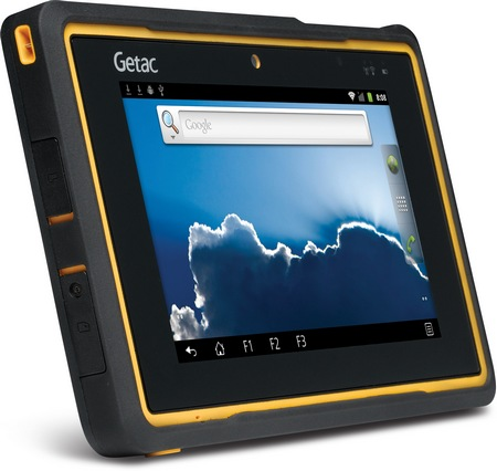 Getac Z710 7-inch Rugged Android Tablet