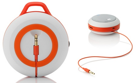 JBL Micro II Ultraportable Speaker smartcable
