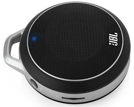 JBL Micro Wireless Ultraportable Bluetooth Speaker