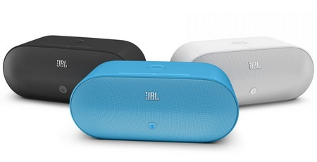 JBL PowerUp Wireless Charging Speaker for Nokia colors