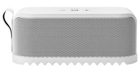 Jabra Solemate Portable Bluetooth Speaker white 1