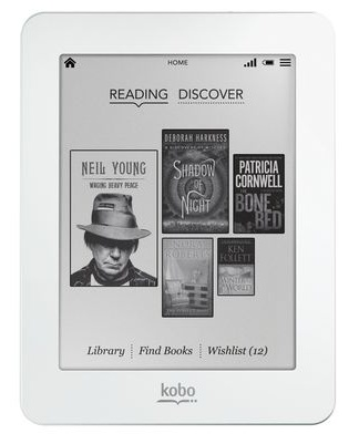 Kobo Mini 5-inch e-book reader