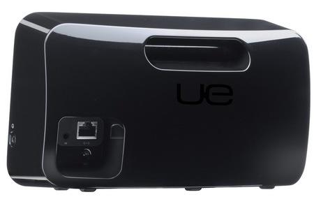 Logitech UE Smart Radio WiFi Music Player back