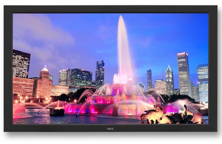 NEC V462-TM Touch-integrated Commercial LCD Display front