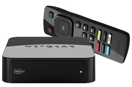 Netgear NeoTV NTV300 streaming player
