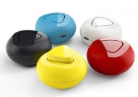Nokia Luna Bluetooth Headset with Wireless Charging colors