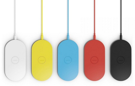 Nokia Wireless Charging Plate DT-910 colors
