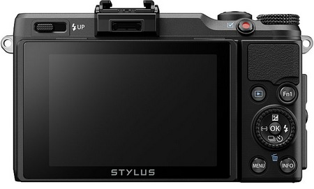 Olympus STYLUS XZ-2 iHS Flagship Compact Camera back