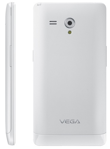 Pantech Vega R3 5.3-inch Android Phablet with SnapDragon S4 Pro back side