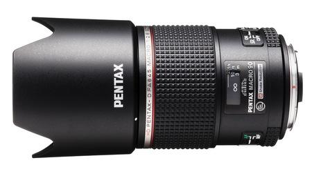 Pentax HD PENTAX D FA 645 MACRO 90mm F2.8 ED AW SR Lens