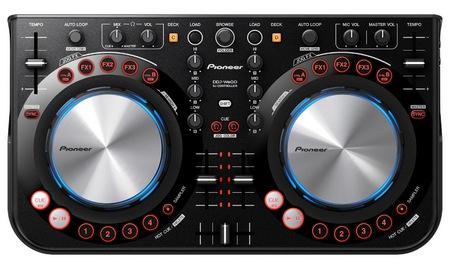 Pioneer DDJ-WeGO Affordable, Compact DJ Controller top