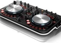 Pioneer DDJ-WeGO Affordable, Compact DJ Controller white