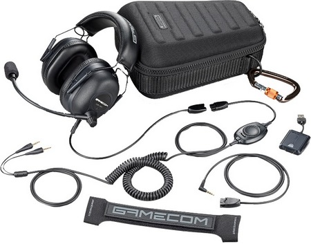 Plantronics GameCom Commander Tournament Gaming Headset all items