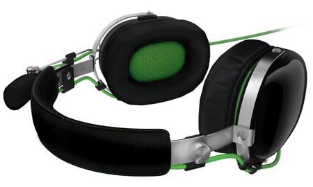 Razer BlackShark Gaming Headset headband