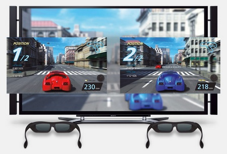 Sony BRAVIA XBR-84X900 84-inch 4K TV SimulView