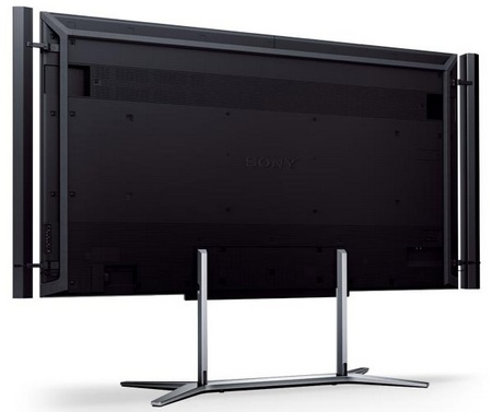 Sony BRAVIA XBR-84X900 84-inch 4K TV back