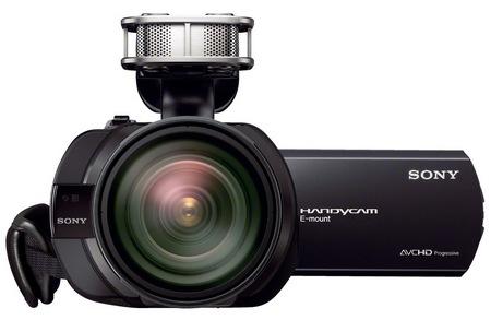 Sony Handycam NEX-VG900 Full Frame 35mm Camcorder front