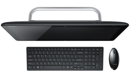 Sony VAIO Tap 20 Entertainment-centric Family Touch PC with Windows 8 top