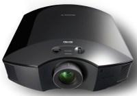 Sony VPL-HW50ES 3D Front Projector front