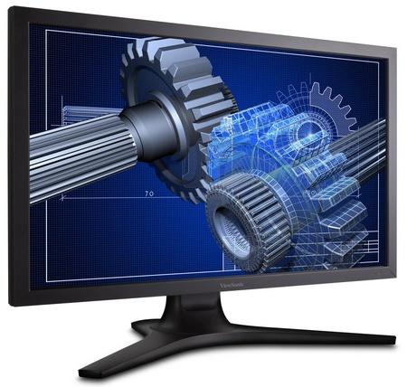 ViewSonic VP2770-LED Professional WQHD IPS Display angle