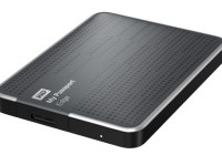 Western Digital My Passport Edge Slim USB 3.0 Portable Hard Drive
