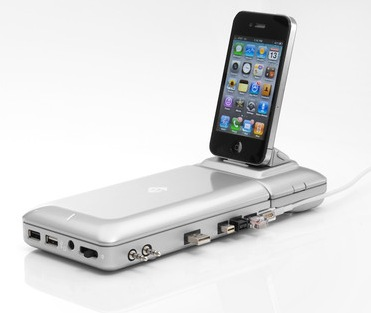 mLogic mDock Docking Station and Backup Drive for MacBook Pro Amigo for iphone