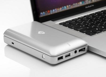 mLogic mDock Docking Station and Backup Drive for MacBook Pro