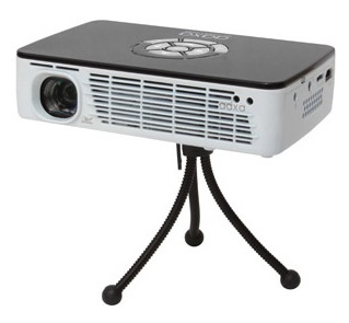 AAXA P300 Pico Projector with tripod