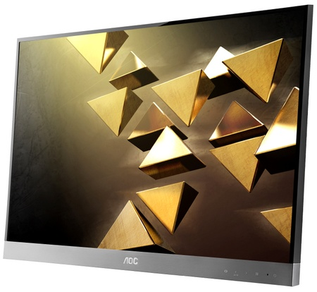 AOC i2757fh 27-inch Borderless IPS Display no stand