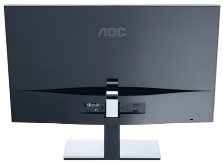 AOC myPlay i2757Fm 27-inch Full HD IPS Display back