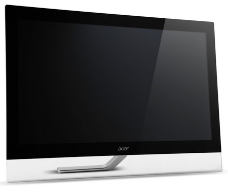 Acer T232HL and T272HL Touchscreen Monitors angle