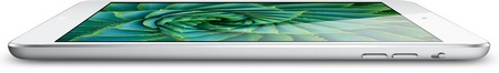 Apple iPad mini 7.9-inch Touchscreen, dual-core A5 lte 1080p video side