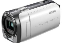 BenQ M33 Night Vision Full HD Camcorder silver