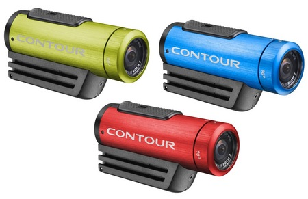 Contour ContourROAM2 Full HD Action Camera colors