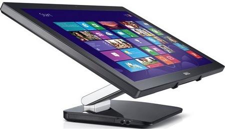 Dell S2340T Multitouch Display tilt