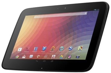 Google Samsung Nexus 10 Tablet gets 2560x1600 300ppi Display 1