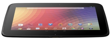 Google Samsung Nexus 10 Tablet gets 2560x1600 300ppi Display bottom