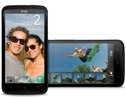 HTC One X+ Android 4.1 smartphone