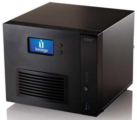 Iomega StorCenter ix4-300d Network Storage System