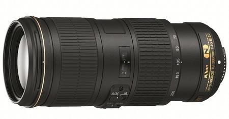 Nikon AF-S NIKKOR 70-200mm f 4G ED VR Telephoto Zoom Lens