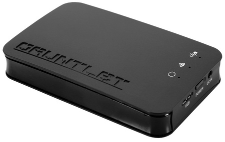 Patriot Memory Gauntlet 320 Wireless Portable Hard Drive